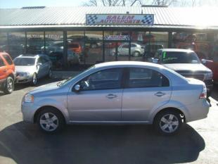 2009 Chevrolet Aveo for sale in Trevor, WI