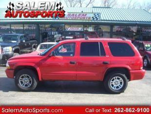 2002 Dodge Durango for sale in Trevor, WI