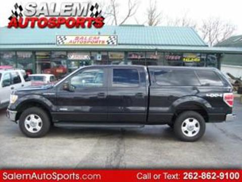 2014 Ford F-150 for sale in Trevor, WI