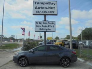 2015 Toyota Corolla for sale in New Port Richey, FL