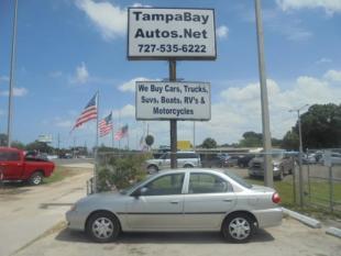 2001 Kia Sephia for sale in New Port Richey, FL