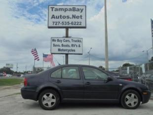 2002 Volkswagen Jetta for sale in New Port Richey, FL