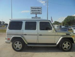 2003 Mercedes-Benz G-Class for sale in New Port Richey, FL