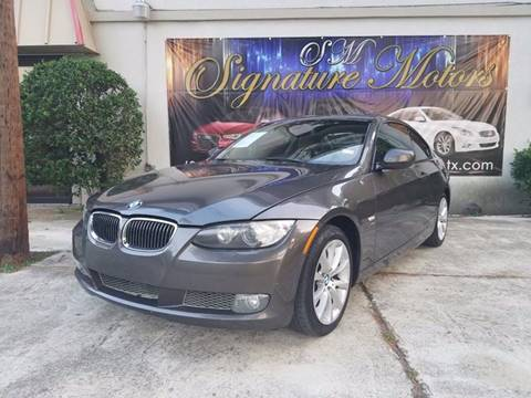 2010 BMW 3 Series for sale in Spring, TX