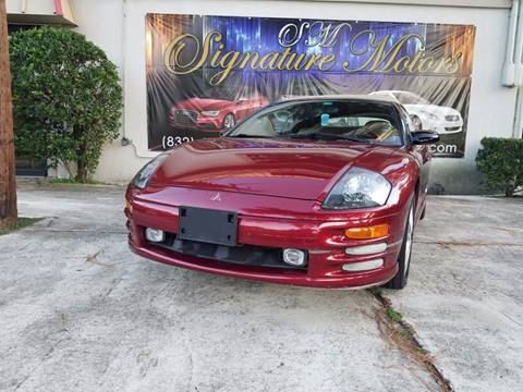 2001 Mitsubishi Eclipse Spyder for sale in Spring, TX