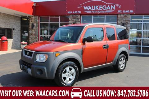 2003 Honda Element for sale in Waukegan, IL