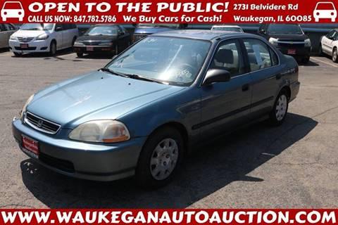 1998 Honda Civic for sale in Waukegan, IL