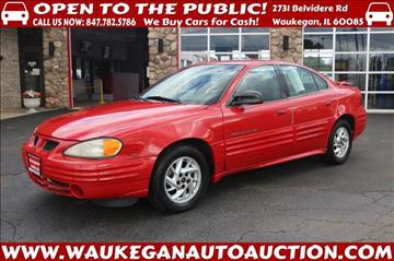 2001 Pontiac Grand Am for sale in Waukegan, IL