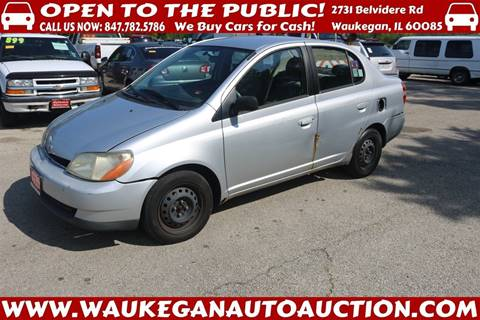 2002 Toyota ECHO for sale in Waukegan, IL