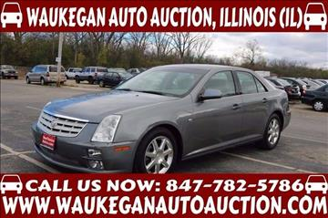 2005 Cadillac STS for sale in Waukegan, IL