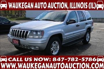 2002 Jeep Grand Cherokee for sale in Waukegan, IL