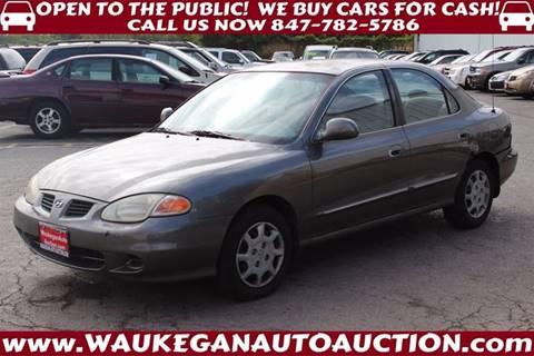 2000 Hyundai Elantra for sale in Waukegan, IL