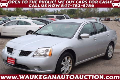 2006 Mitsubishi Galant for sale in Waukegan, IL
