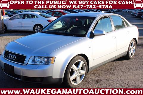 2004 Audi A4 for sale in Waukegan, IL