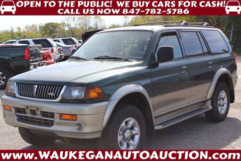 1999 Mitsubishi Montero Sport for sale in Waukegan, IL