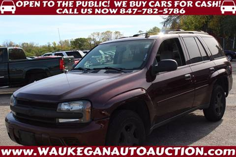 2007 Chevrolet TrailBlazer for sale in Waukegan, IL