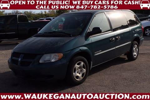 2001 Dodge Grand Caravan for sale in Waukegan, IL
