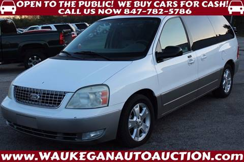 2005 Ford Freestar for sale in Waukegan, IL