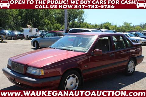 1995 Volvo 850 for sale in Waukegan, IL