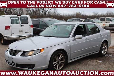 2008 Saab 9-5 for sale in Waukegan, IL