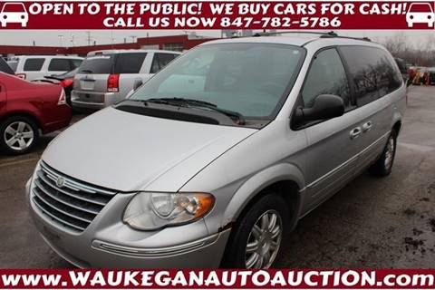 Chrysler Town And Country For Sale In Waukegan Il Waukegan Auto
