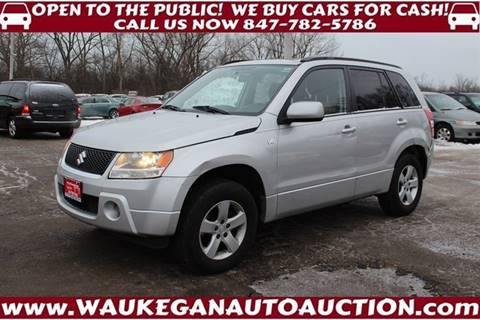 2006 Suzuki Grand Vitara for sale in Waukegan, IL