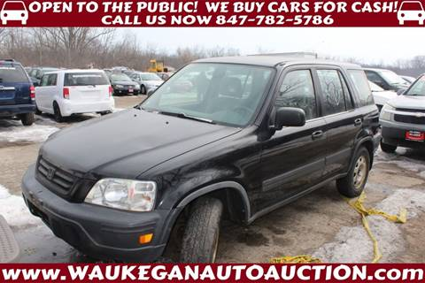 1998 Honda CR-V for sale in Waukegan, IL