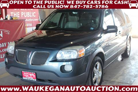 2005 Pontiac Montana SV6 for sale in Waukegan, IL