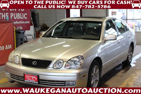 Used 2000 Lexus Gs 300 For Sale In Chicago Il Carsforsale Com