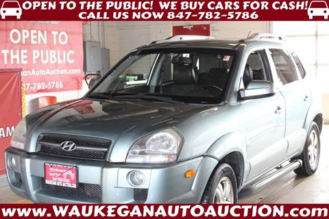 Tucson Car Auction >> Hyundai Tucson For Sale In Waukegan Il Waukegan Auto Auction