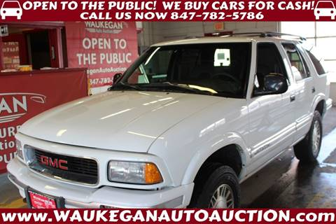 1996 GMC Jimmy for sale in Waukegan, IL