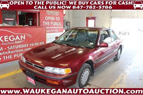 1993 Honda Accord for sale in Waukegan, IL