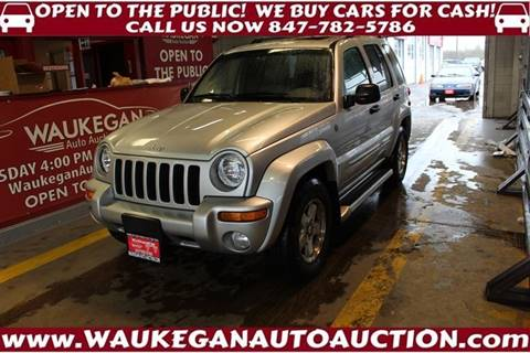 2004 Jeep Liberty for sale in Waukegan, IL