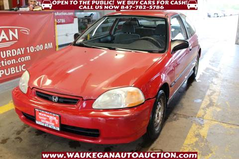 1996 Honda Civic for sale in Waukegan, IL