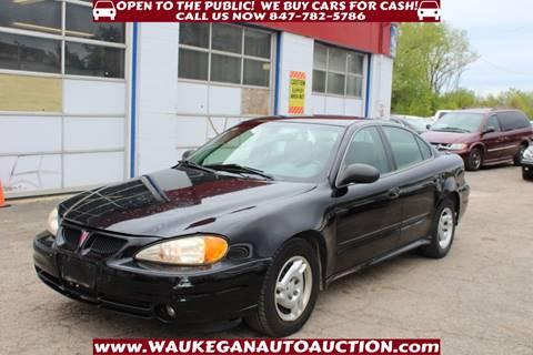 2003 Pontiac Grand Am for sale in Waukegan, IL