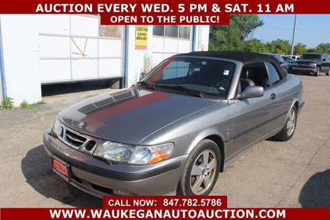2003 Saab 9-3 for sale in Waukegan, IL