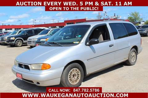 1998 Ford Windstar for sale in Waukegan, IL
