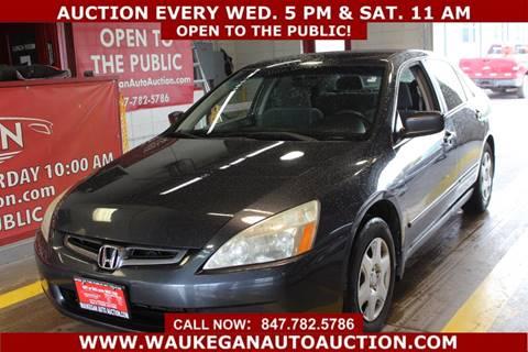 2005 Honda Accord for sale in Waukegan, IL