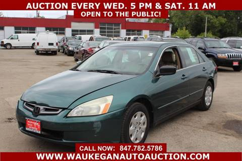 2003 Honda Accord for sale in Waukegan, IL