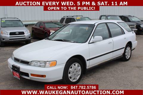 1997 Honda Accord for sale in Waukegan, IL