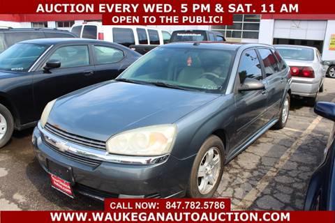 2005 Chevrolet Malibu Maxx for sale in Waukegan, IL
