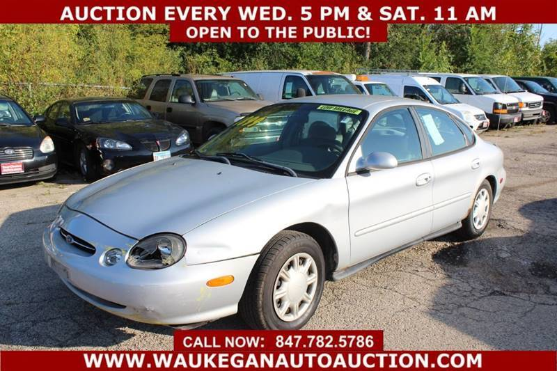 1998 Ford Taurus LX 4dr Sedan