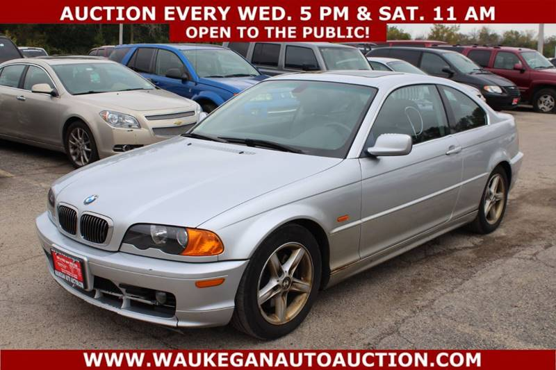 2003 BMW 3 Series 325Ci