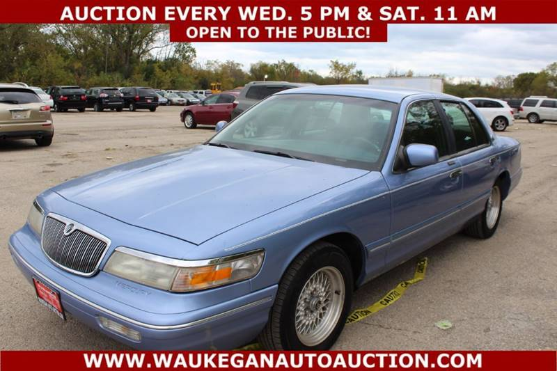 1995 Mercury Grand Marquis LS