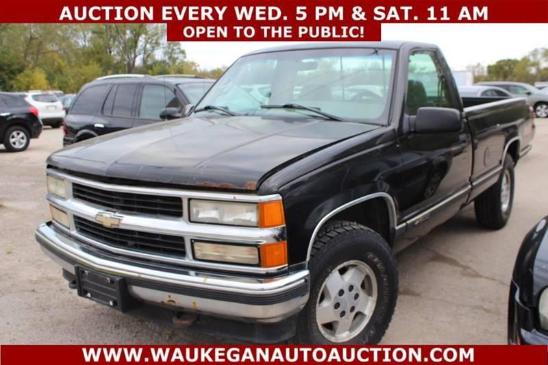1995 Chevrolet C/K 1500 K1500 Cheyenne