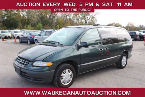 2000 Chrysler Grand Voyager for sale in Waukegan, IL