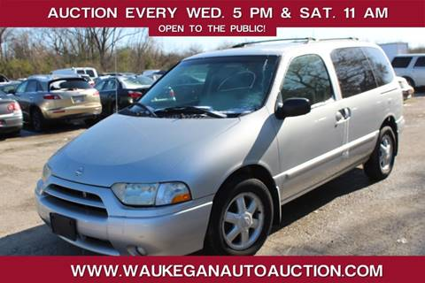 2002 Nissan Quest for sale in Waukegan, IL