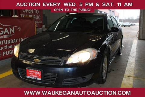 2011 Chevrolet Impala for sale at Waukegan Auto Auction in Waukegan IL