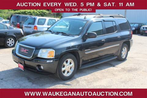 2006 GMC Envoy XL for sale at Waukegan Auto Auction in Waukegan IL
