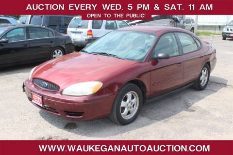 2006 Ford Taurus for sale at Waukegan Auto Auction in Waukegan IL